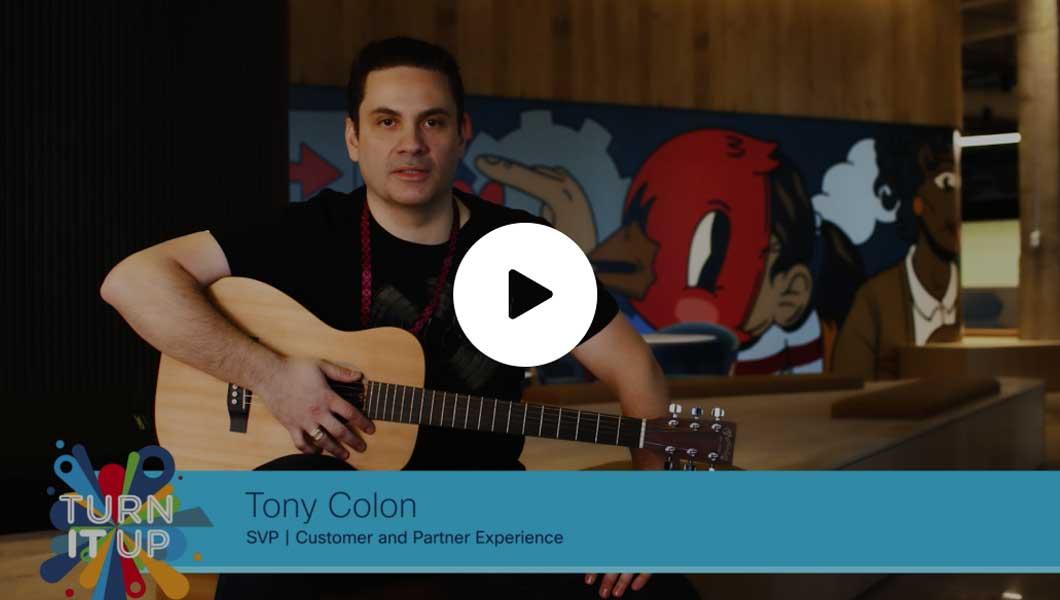 Play Cisco Live video